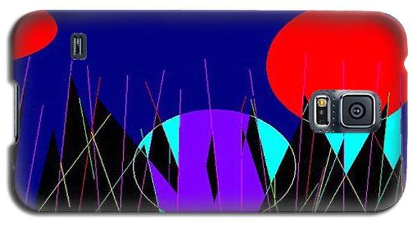 Love No. 12 Galaxy S5 Case by Mirfarhad Moghimi