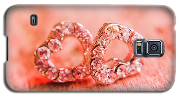 Galaxy S5 Case featuring the photograph Love Of Crystals by Jorgo Photography - Wall Art Gallery