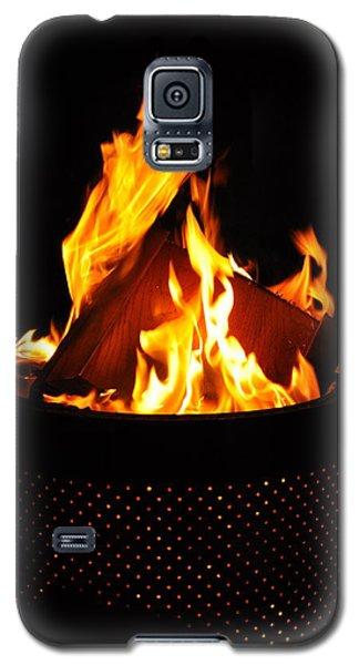 Love Of Fire Galaxy S5 Case