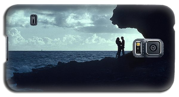 Love On The Rocks Galaxy S5 Case