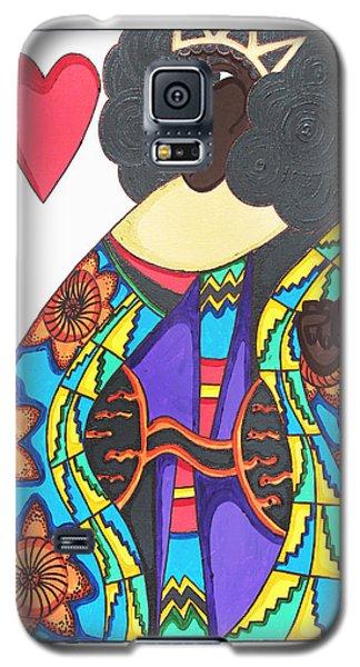 Love Queen Galaxy S5 Case