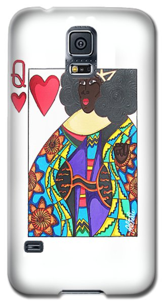 Love Queen Galaxy S5 Case