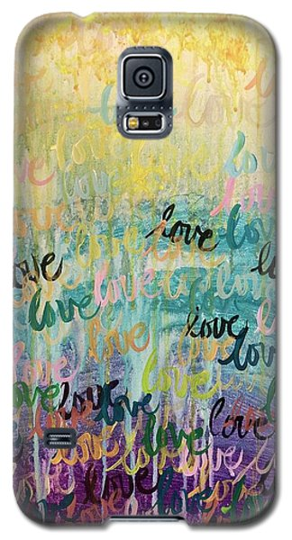 Love Reigns Galaxy S5 Case