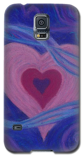 Love Ribbons Galaxy S5 Case