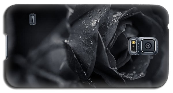 Sweet Love Roses And Water Galaxy S5 Case