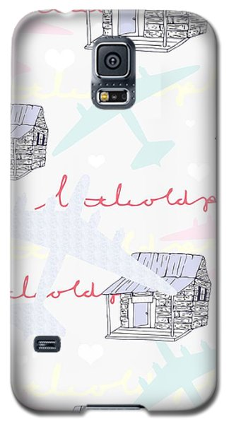 Love Shack Galaxy S5 Case by Beth Travers