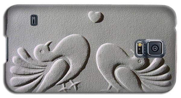 Love Galaxy S5 Case by Suhas Tavkar