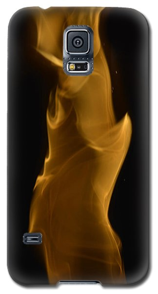 Galaxy S5 Case featuring the photograph Love To Touch by Steven Poulton