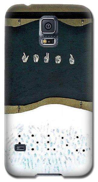 Love U Galaxy S5 Case