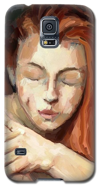 Love Yourself Galaxy S5 Case