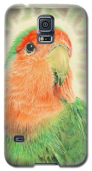Lovebird Pilaf Galaxy S5 Case