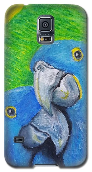 Lovebirds Galaxy S5 Case