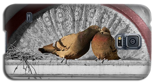 Lovebirds Galaxy S5 Case