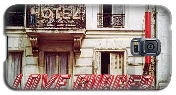 Loveburger Hotel Galaxy S5 Case