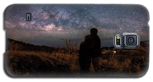 Loveing The  Universe Galaxy S5 Case by Eti Reid