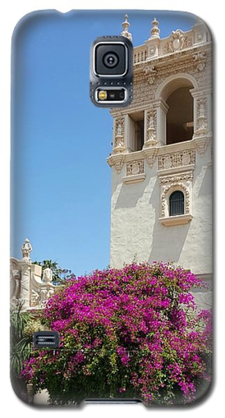 Lovely Blooming Day In Balboa Park San Diego Galaxy S5 Case
