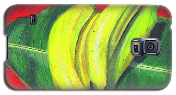 Lovely Bunch Of Bananas Galaxy S5 Case