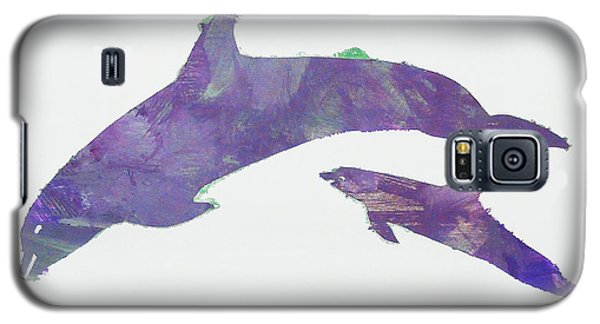 Lovely Dolphins Galaxy S5 Case