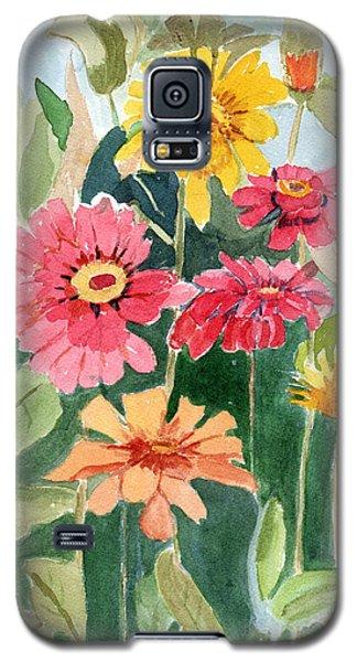 Lovely Flowers Galaxy S5 Case