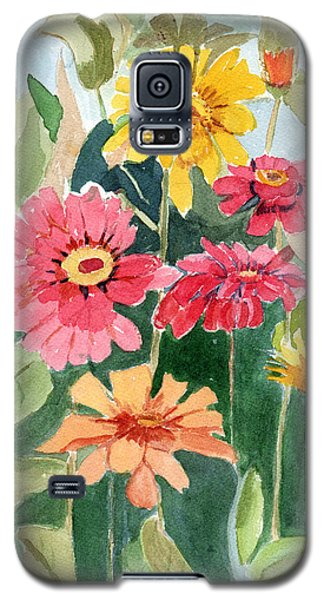 Lovely Flowers Galaxy S5 Case
