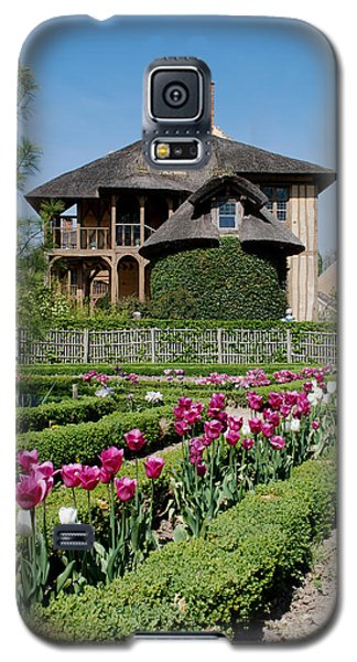 Lovely Garden And Cottage Galaxy S5 Case