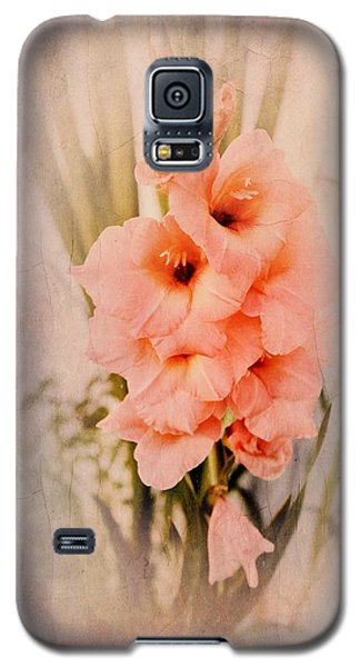 Lovely Gladiolus Galaxy S5 Case