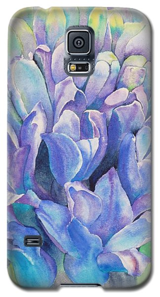 Lovely Lupine Galaxy S5 Case