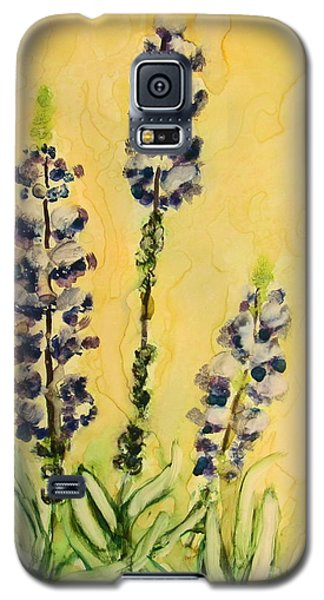 Lovely Lupines Galaxy S5 Case