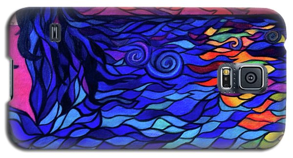 Lovely Lydia Galaxy S5 Case