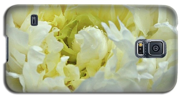 Galaxy S5 Case featuring the photograph Lovely Peony by Sandy Keeton