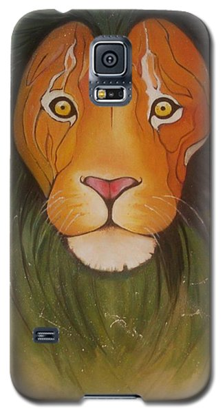 Galaxy S5 Case - Lovelylion by Anne Sue