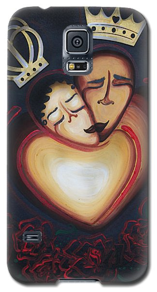 Lovers Embrace Galaxy S5 Case