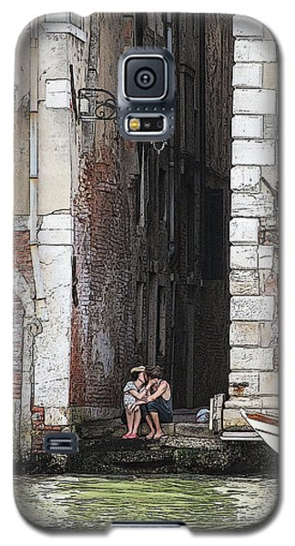 Lovers In Venice Galaxy S5 Case