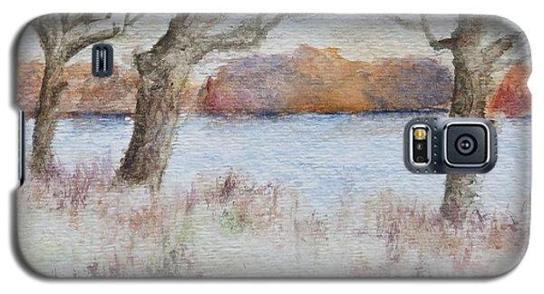 Lovers' Lake Galaxy S5 Case