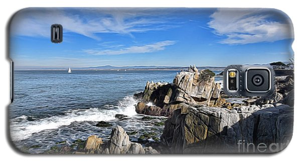 Lovers Point Park Galaxy S5 Case by Gina Savage
