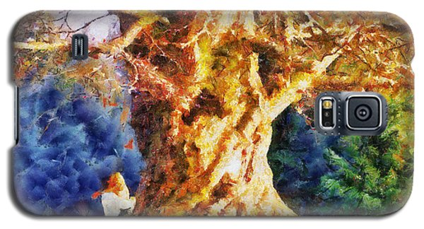 Lovers Tree Galaxy S5 Case