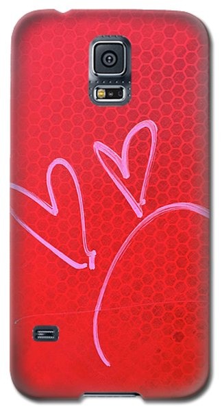 Galaxy S5 Case featuring the photograph Love's Disappointments by Art Block Collections