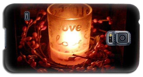 Love's Glow Galaxy S5 Case