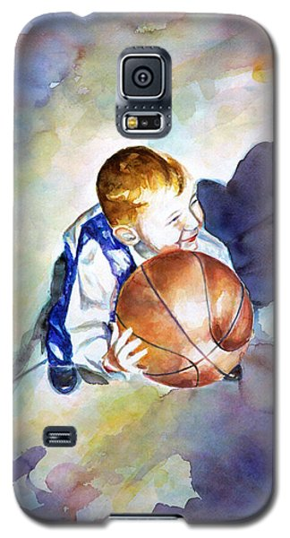 Loves The Game Galaxy S5 Case