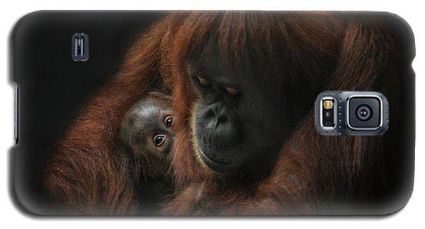 loving her Baby Galaxy S5 Case