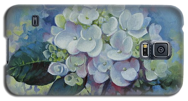 Loving Hydrangea Galaxy S5 Case by Elena Oleniuc