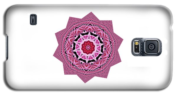 Loving Rose Mandala By Kaye Menner Galaxy S5 Case