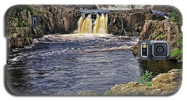 Low Force Waterfall, Teesdale, North Pennines Galaxy S5 Case