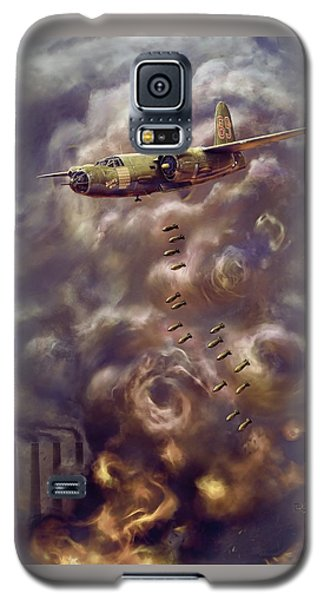 Low Level Attack Galaxy S5 Case