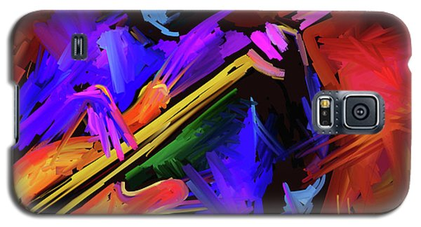 Low Rider Galaxy S5 Case by DC Langer