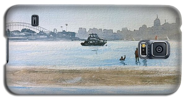 Low Tide At Rose Bay Galaxy S5 Case