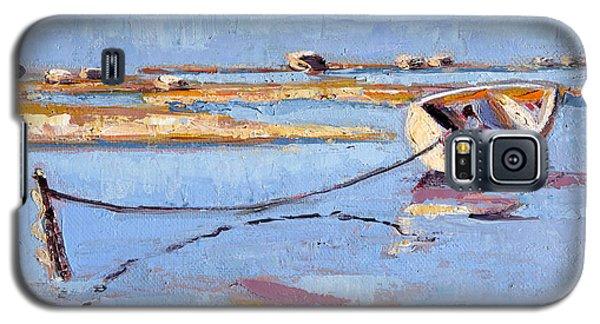 Low Tide Flats II Galaxy S5 Case