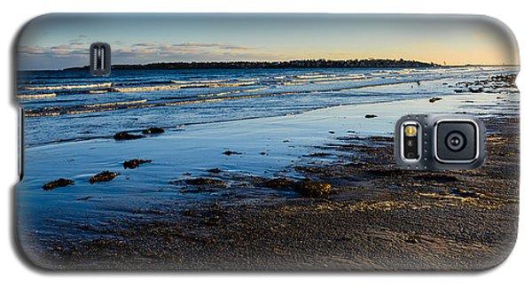 Low Tide In Winter Galaxy S5 Case