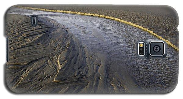 Low Tide Morning Galaxy S5 Case by Elizabeth Eldridge