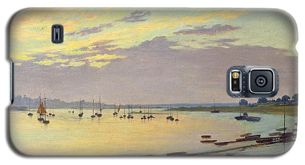 Low Tide Galaxy S5 Case by W Savage Cooper